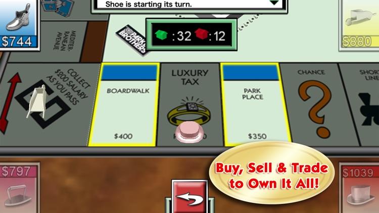 MONOPOLY Game screenshot-3