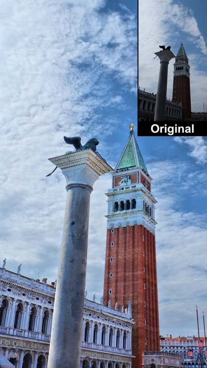 Photo Adjust Pro - enhance and retouch your dark pictures app image