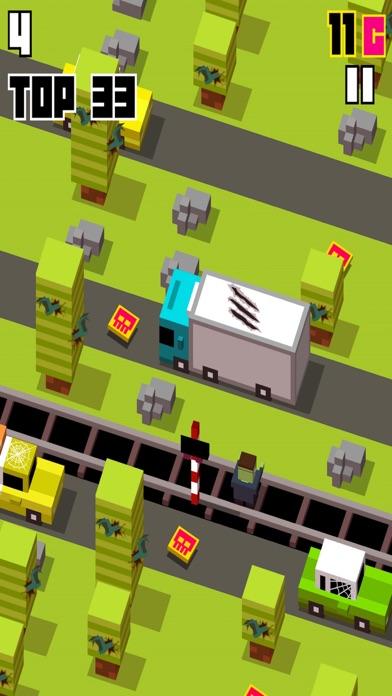 Monster Crossing Road screenshot four