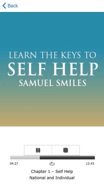 Self Help Meditations by Samuel Smiles screenshot-3