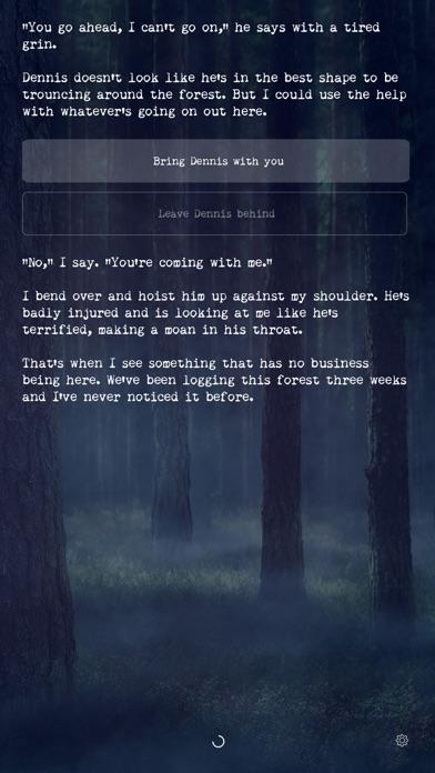 Buried - Interactive Story Screenshot 3