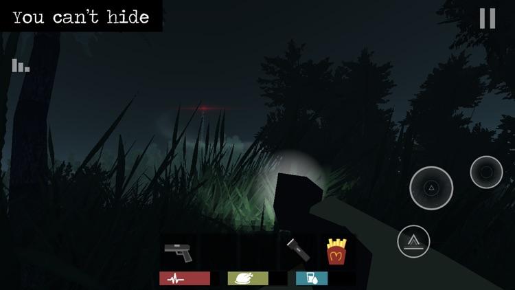 Block Slender-Man 2: The Forest of Soul Harvest Hunter Pocket Edition screenshot-4