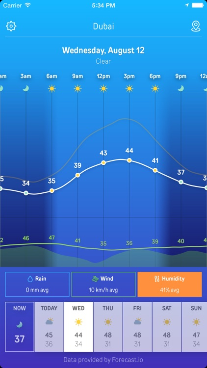 Sky Graph screenshot-2