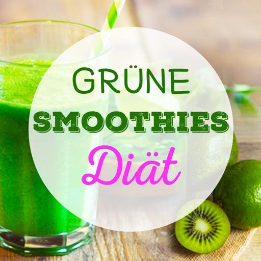 Grüne Smoothies Diät: 3-Tage-Detox-Plan zum Abnehmen, Fasten & Entgiften