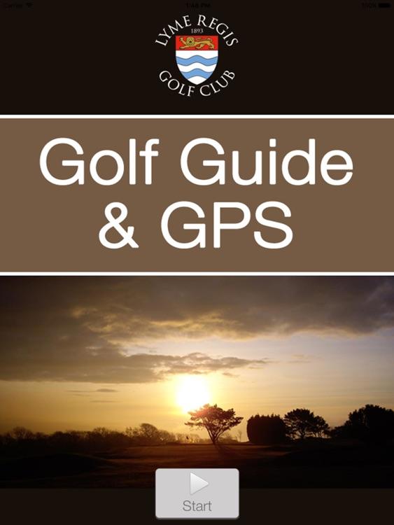 Lyme Regis Golf Club - Buggy