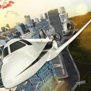 飞转运飞机飞行员:航空客运模拟免费