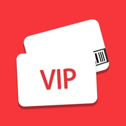 VIP Cards Passbook Manager - Keep membership card er & manage loyalty rewards coupons safe