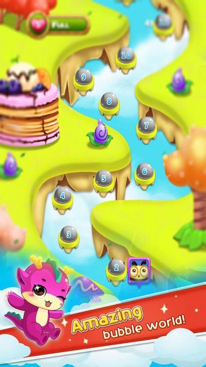Bear Attack Bubble Quest