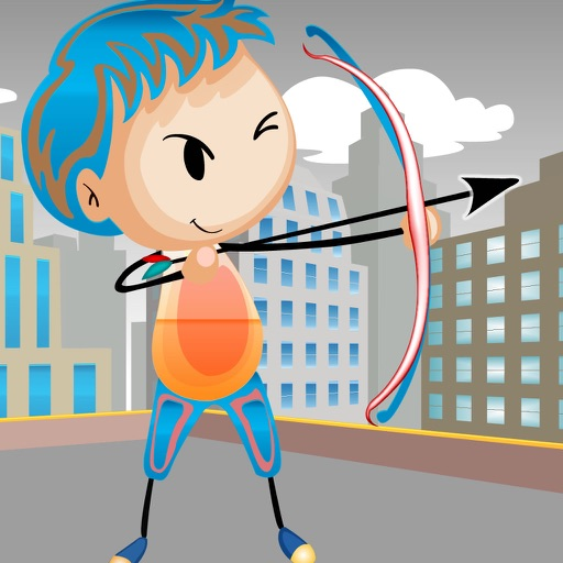 A Girl Shoot - Archery Shooting Game icon
