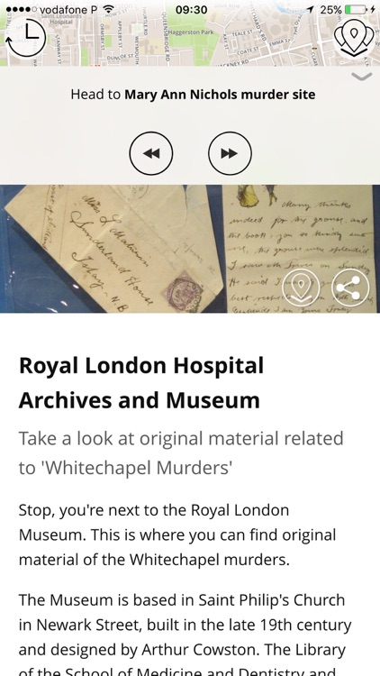 Jack the Ripper London Tour screenshot-4