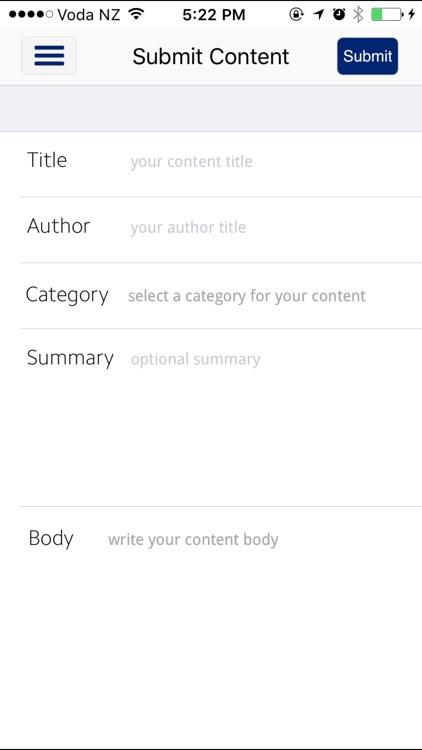 Digital Publishing News (for iPhone) screenshot-4