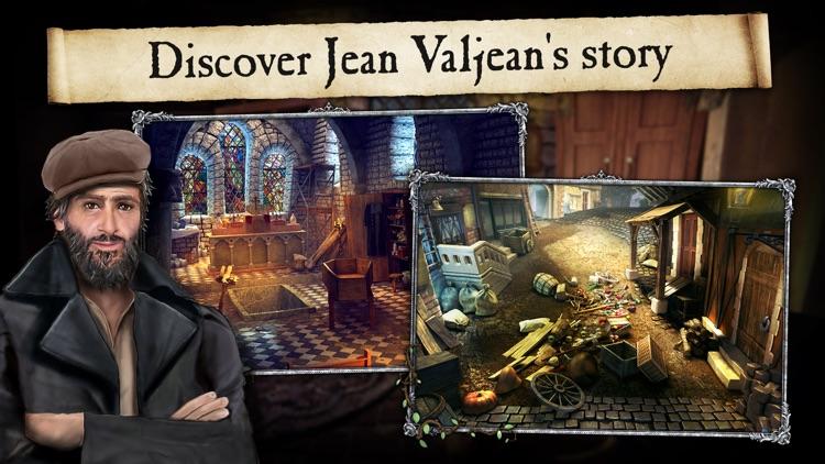 Les Misérables - Valjean's destiny - A Hidden Object Adventure