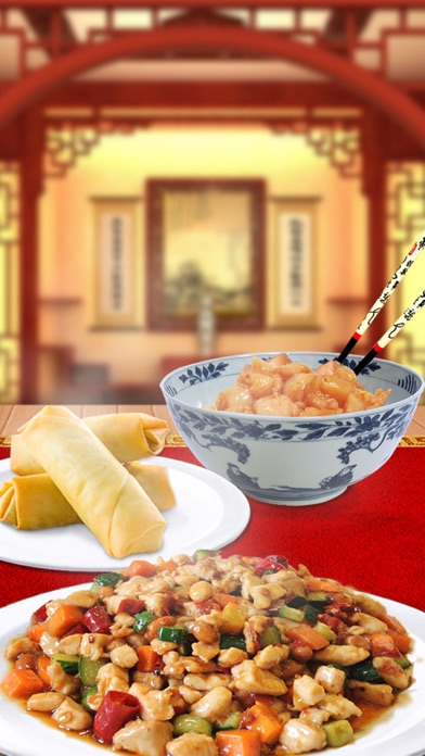 Chinese Food Chef - Cooking Games