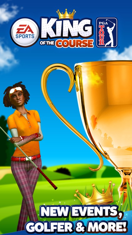 King of the Course Golf screenshot-0