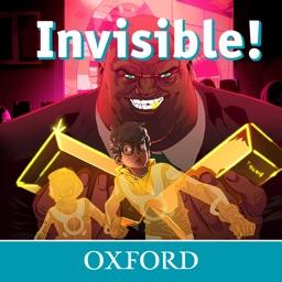 Invisible – Oxford Read and Imagine Level 6