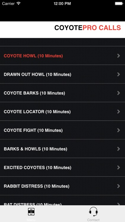 REAL Coyote Hunting Calls-Coyote Calling-Predators screenshot-0