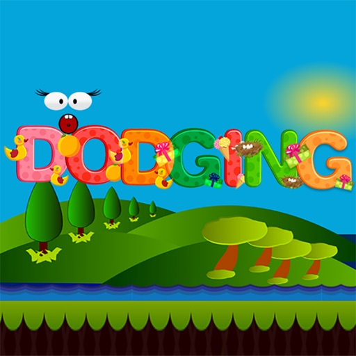 Dodging for kids game