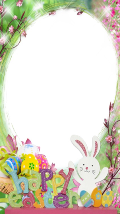 Easter Frames by Lee Joo Tai