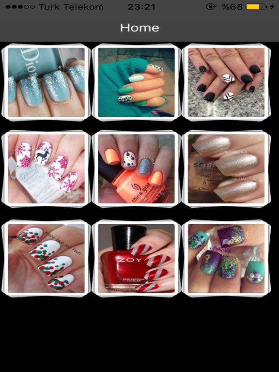 Nail Art Designs: Collection of Easy, Gel & Acrylic Nail