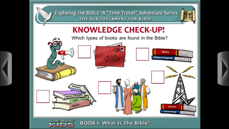 Searchlight® Kids: Exploring the Bible 1