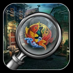 Mysterious Society : Crime scene hidden object features game