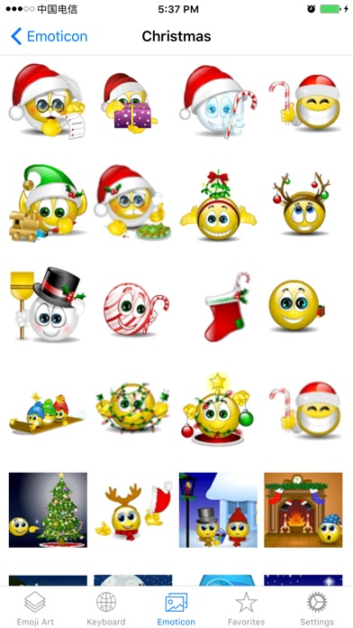 Cool emojis keyboards