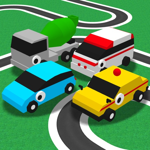 くるまのおもちゃ 車で遊ぼう 人気の子供・幼児向けおすすめ知育ゲームアプリ