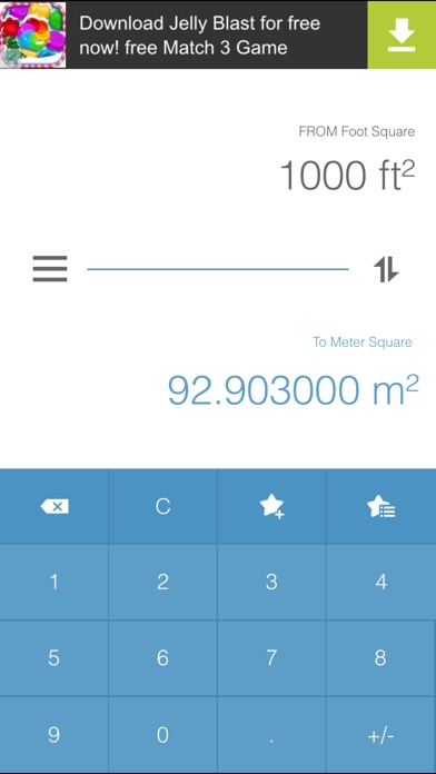 Simple Unit Converter Pro Measurement And Conversion Calculator For Multi Units By Jian Yih Lee Ios United Kingdom Searchman Data Information