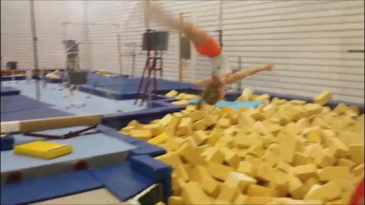 Gymnastic Skills Training screenshot-2