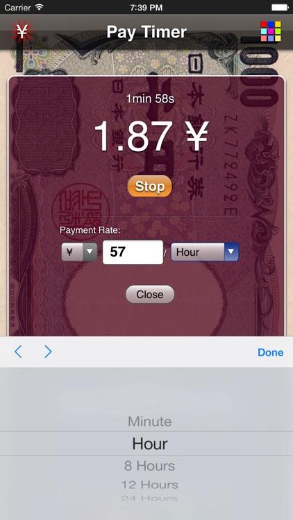 Pay Timer screenshot-3