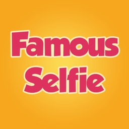 Famous Selfie - Take a selfie with your celebrity twin