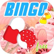 Candy World Bingo Free
