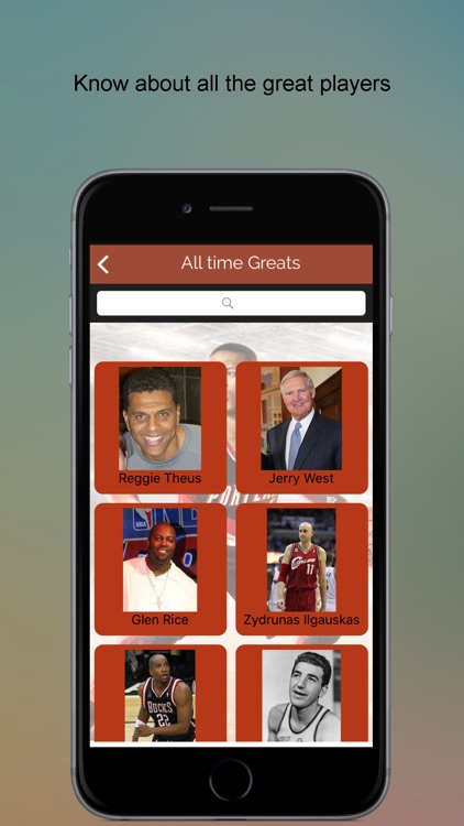 Basketball Guide screenshot-3