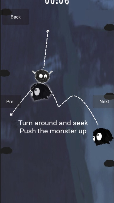 Impossible Escape - Adventure journey of the Crazy Kid Monster screenshot three