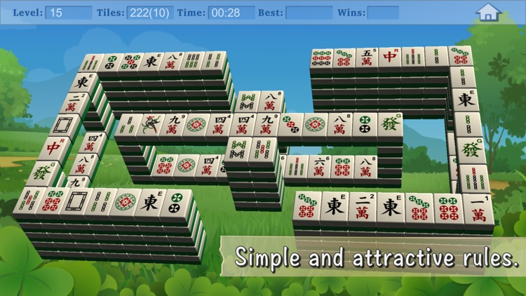 Stack of Mahjong screenshot-3