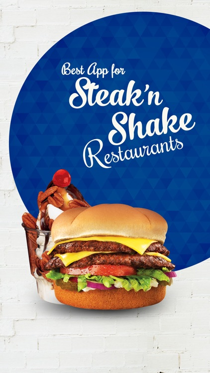 Best App for Steak 'n Shake Restaurants screenshot-0