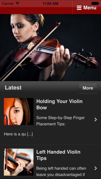 How to Play the Violin and Violin Basics