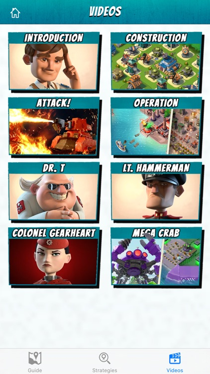 Complete guide for Boom Beach - Tips & strategies screenshot-3
