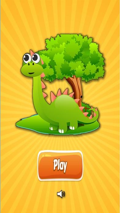 Age Dinosaur Match 3 : Dino Kids Matching Puzzle Games Free
