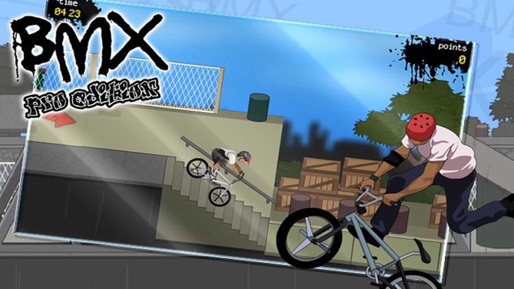 BMX - Pro Edition screenshot-1