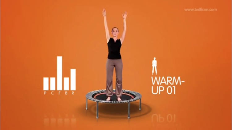 Rebounder Total Body Workouts