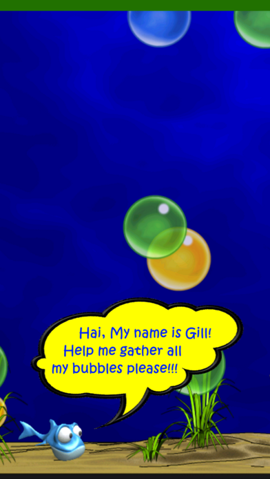 My Bubbles: Blow them all! Free kids game