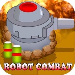 Robot Combat - Defense Shooting Game