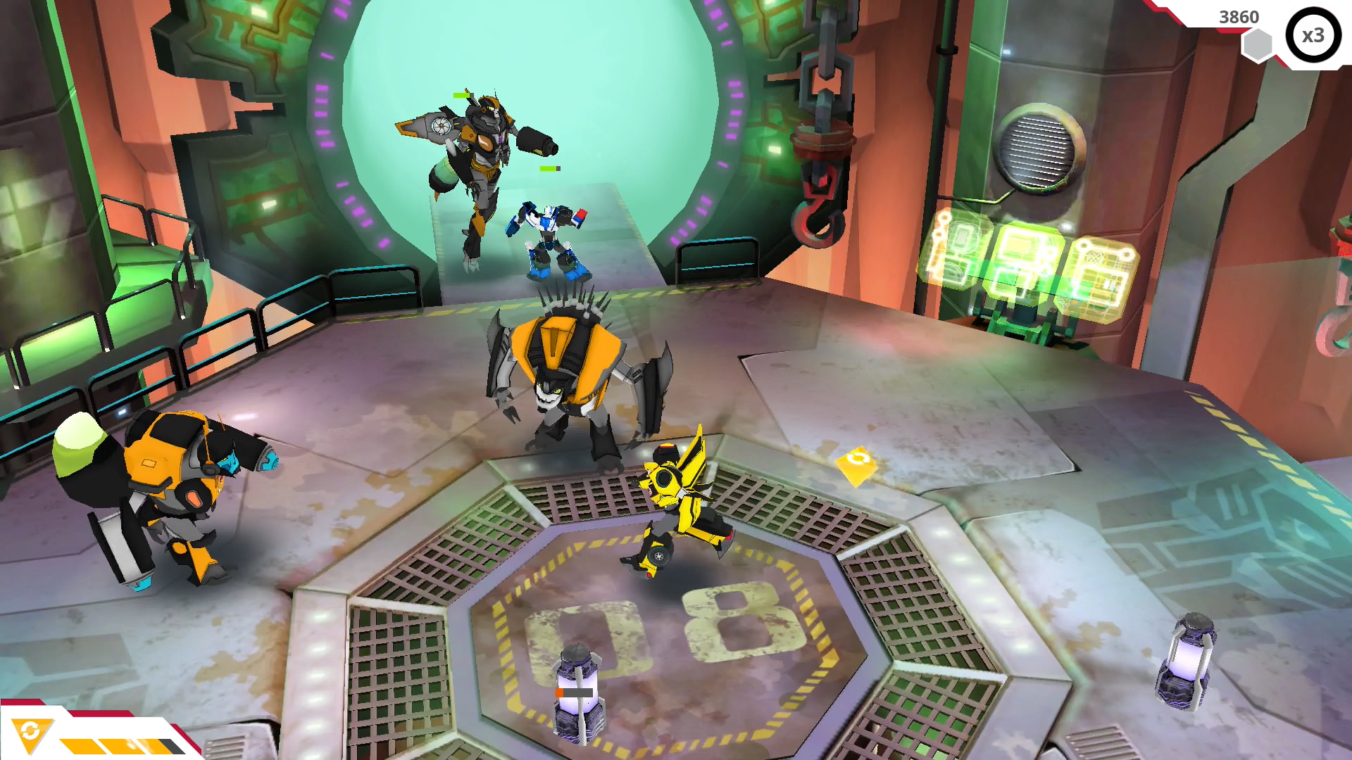 Transformers Robots in Disguise: Autobots Unite screenshot 1