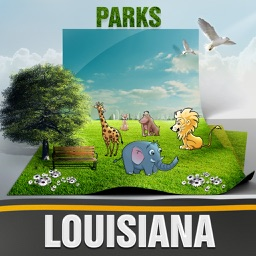 Louisiana National & State Parks
