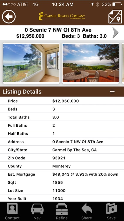 Carmel Realty screenshot-1