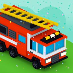 Ícone do app Aventuras em Carros BUBL