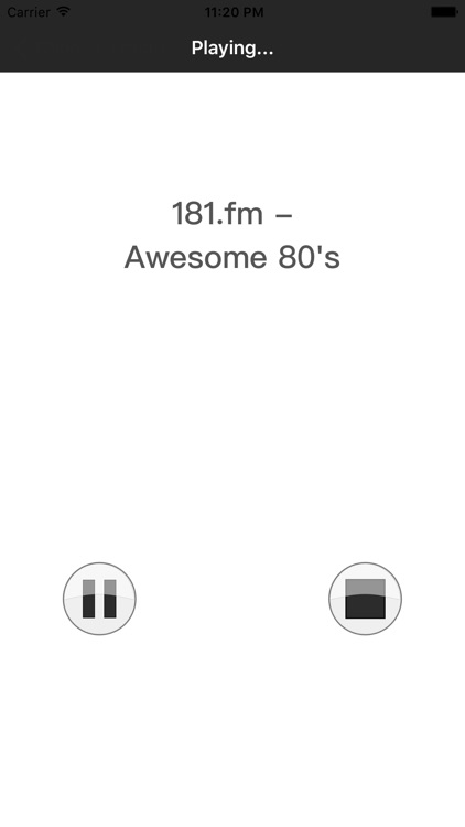 80s Music & Songs- Internet Online Radio Stations screenshot-4