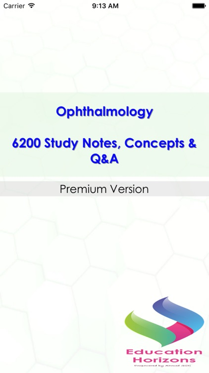 Ophthalmology 6200 Study Note & Quiz screenshot-4
