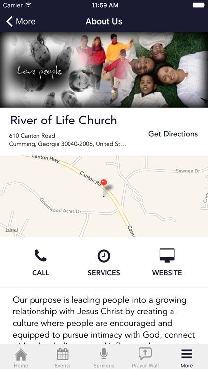 River of Life Church App screenshot-3